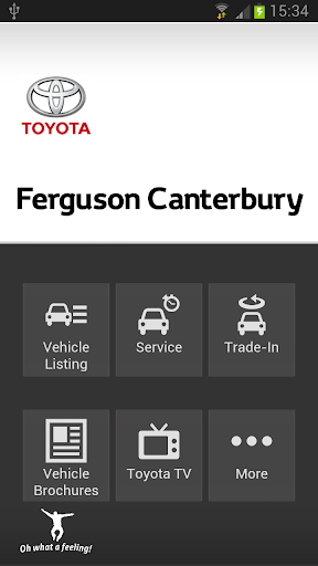 Ferguson and Canterbury Toyota