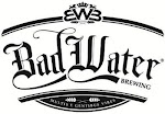 Logo for Bad Water Brewing