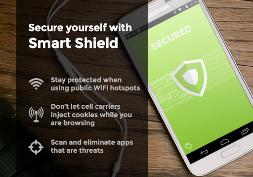 Smart Shield Security