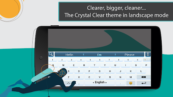 ai.type Crystal Clear Keyboard APK for Blackberry ...
