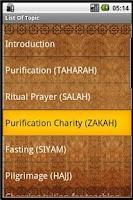 Screenshot of Hanafi Fiqh Guide
