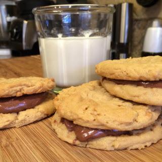 THE Best Peanut Butter Sandwich Cookies