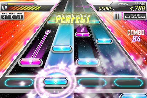 Screenshot 2 BEAT MP3 - Rhythm Game 1.5.7 APK MOD