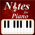 Notes for Piano icon