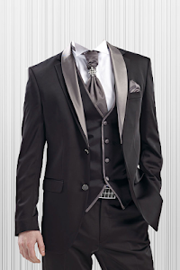 Man Fashion Suit screenshot 1