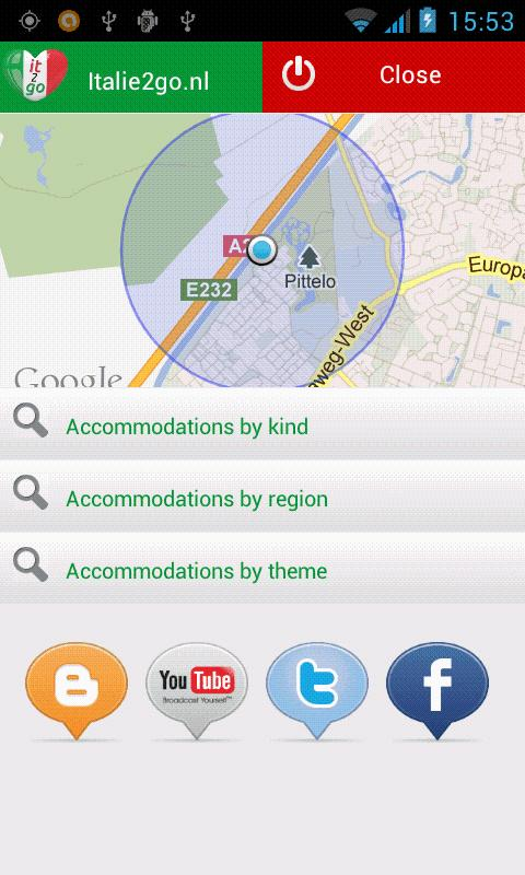 italie2go - screenshot