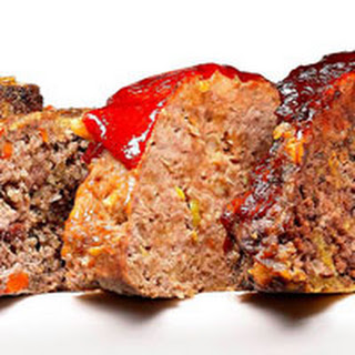 Chipotle Beef and Chorizo Meatloaf.