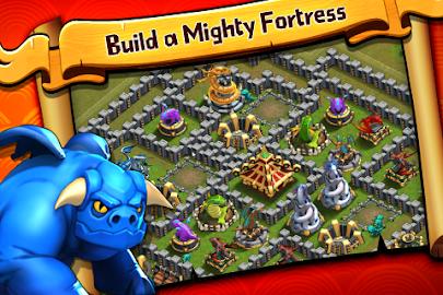 Battle Dragons:Strategy Game Screenshot 2