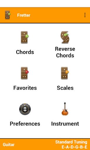 Fretter - Chords