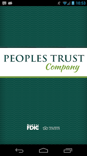 Peoples Trust Company Mobile