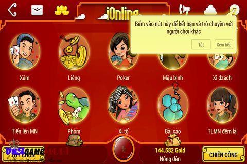 Game Bai Tien Len