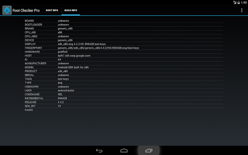Root Checker Pro (Cracked) 7