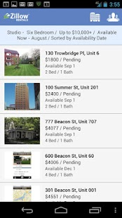 Zillow Rental Pro - screenshot thumbnail