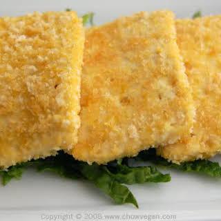 Crispy Baked Tofu.