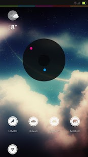 LunarUi II (Beta) - CM10 Theme - screenshot thumbnail