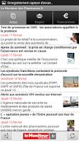 Screenshot of Lemoniteurdespharmacies.fr