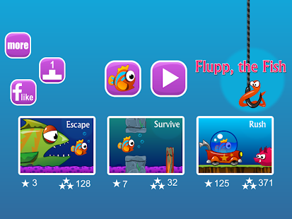 Flupp the Fish