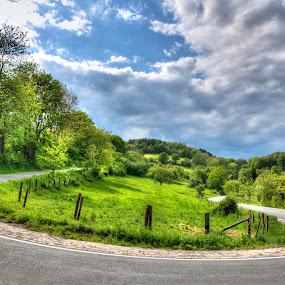 HDR by Mischa Firges - Landscapes Travel ( hdr, landscape )
