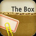 Kakaotalk theme-The Box icon
