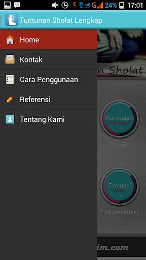 Tuntunan Sholat Lengkap 2.0 screenshots 4