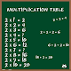 Multiplication Table FREE