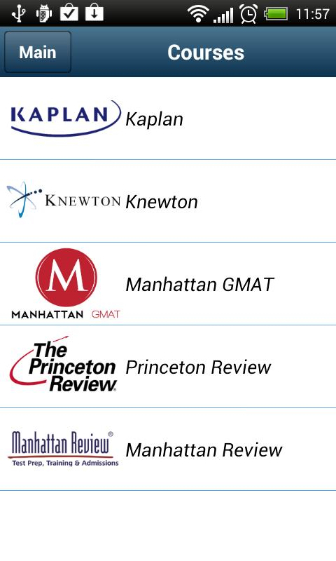 Take a full GMAT mock test for free at Manhattan Review, the best GMAT prep company available in worldwide. Don't pass on the opportunity to work with the global industry-leading prep material. Don't pass on the opportunity to work with the global industry-leading prep material.