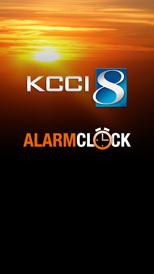 Alarm Clock KCCI 8 News - Iowa - screenshot