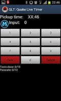 Screenshot of Quake Live Timer