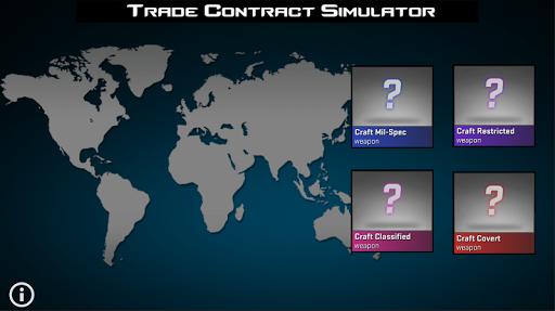 Trade Contract Simulator