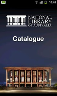 NLA Mobile Catalogue - screenshot thumbnail
