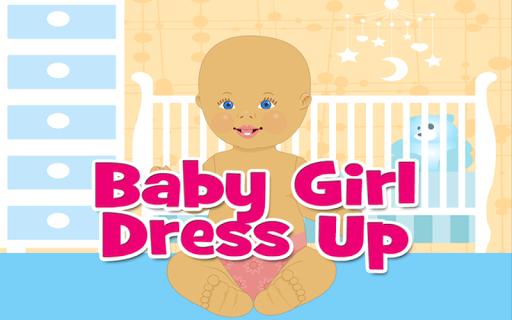 Baby Girl Dress Up Free