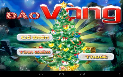 Đào Vàng Giáng Sinh 2014