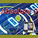 Absolute 0 logo