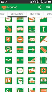 Lepricon Icon Pack Theme v3.0.5