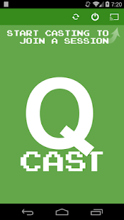Qcast- screenshot thumbnail