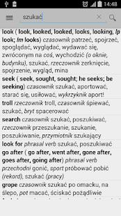Słownik Angielsko-Polski - náhled