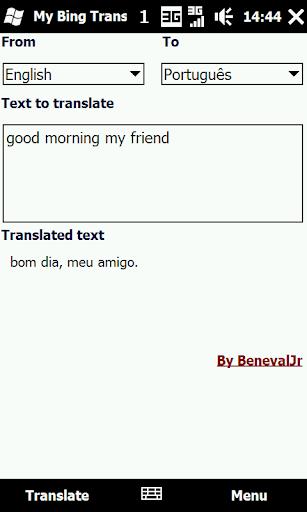 All lang to English Transtalor