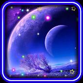 Stars n Planets live wallpaper