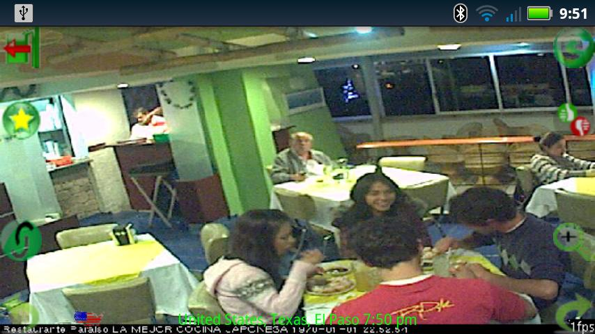 World Wide Webcam - screenshot