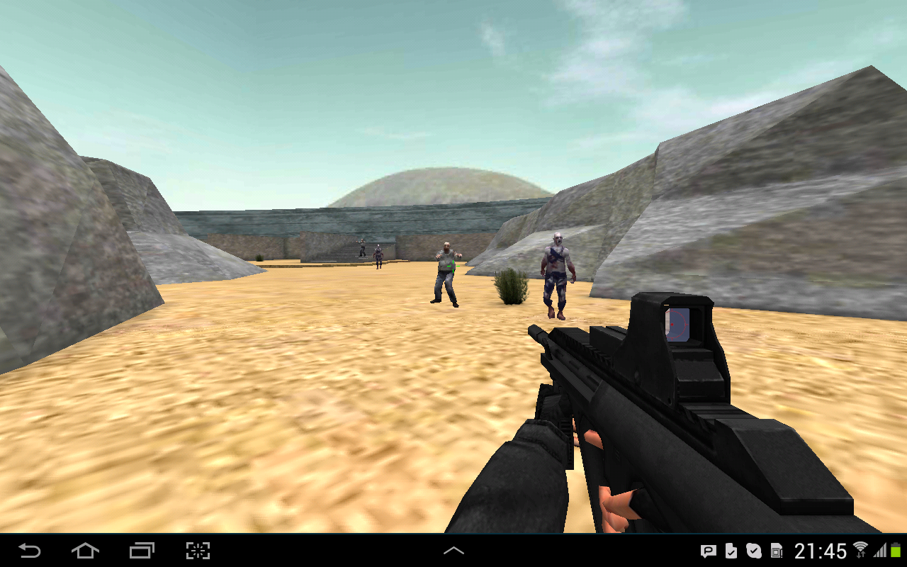 Critical Strike Portable - screenshot