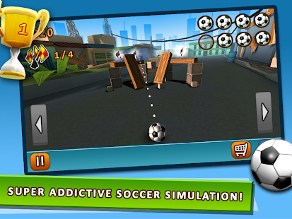 Kick The Ball- screenshot thumbnail
