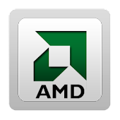 AMD Go Launcher EX Theme