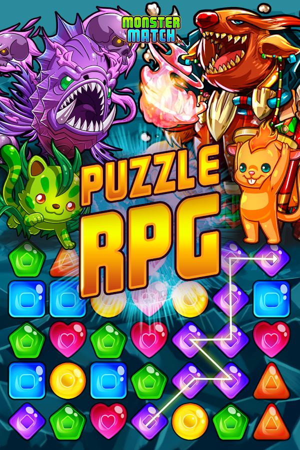 Monster Match - screenshot