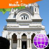 Galati, Braila Street Map