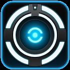 Nivel de brillo widget icon