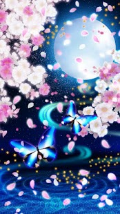 玩個人化App|Rain of blossoms免費|APP試玩