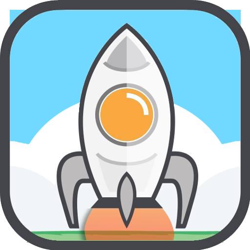 較昨日上漲火箭 街機 App LOGO-硬是要APP