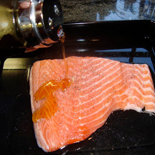 Quick and Easy Salmon.
