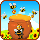 Honey Bees War Game icon