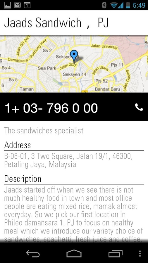 Pirq Malaysia - screenshot